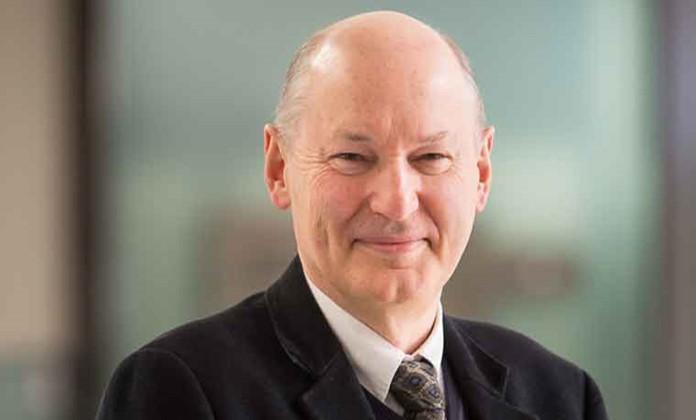 Laureate Professor Eric Reynolds